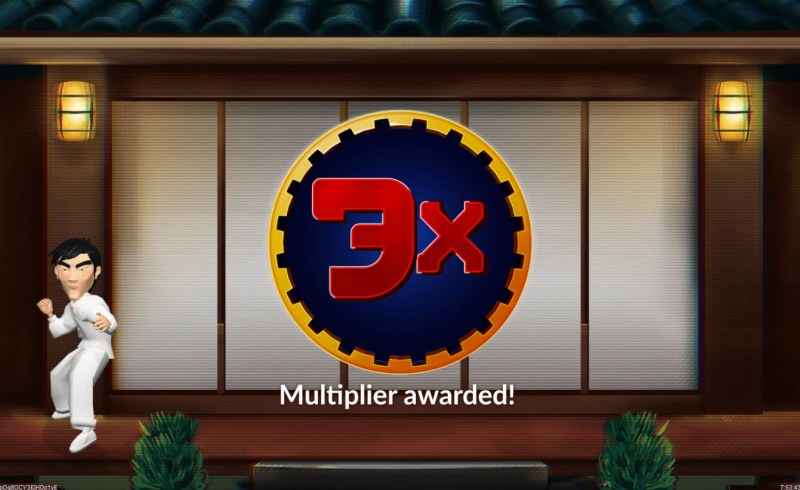 Art of the Fist :: 3x multiplier awarded