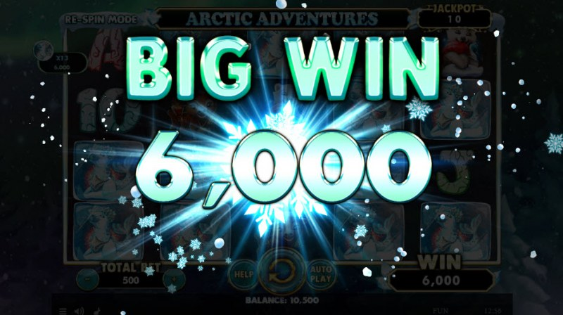 Artic Adventures :: Big Win