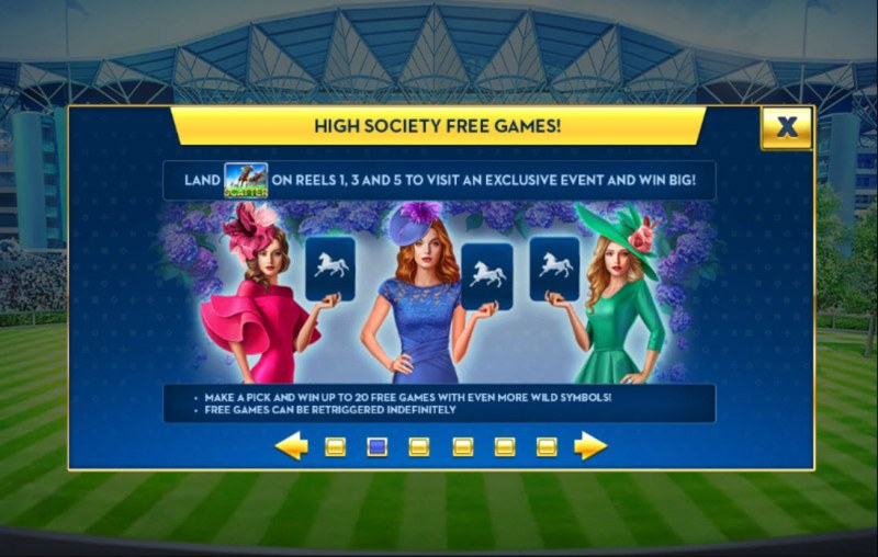 Ascot Sporting Legends :: Free Game Rules