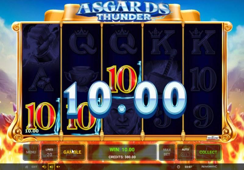 Asgards Thunder :: Three of a kind