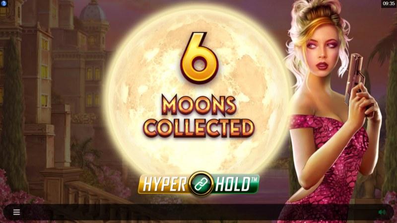 Assassin Moon :: Hyperhold Respins triggered