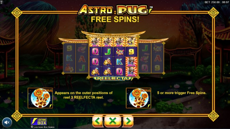 Astro Pug :: free