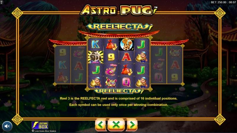 Astro Pug :: Reelfecta