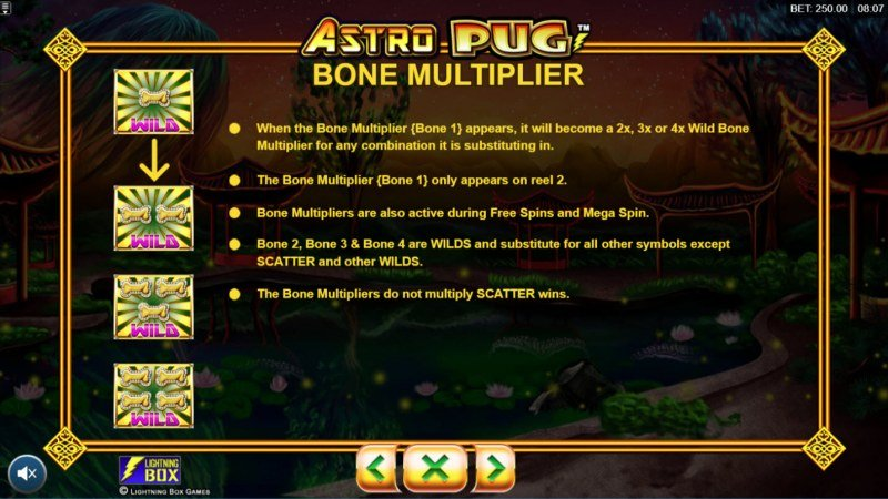 Astro Pug :: Bone Multiplier