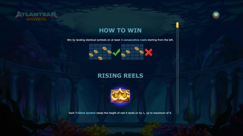 Atlantean Gigarise :: Ways to Win