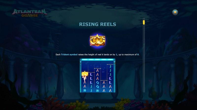 Atlantean Gigarise :: Rising Reels