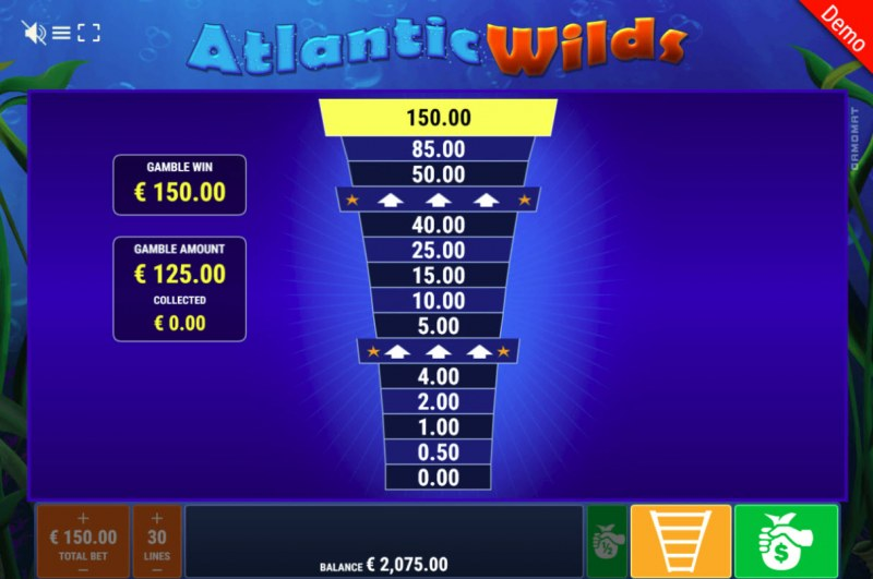 Atlantic Wilds :: Ladder Gamble Feature