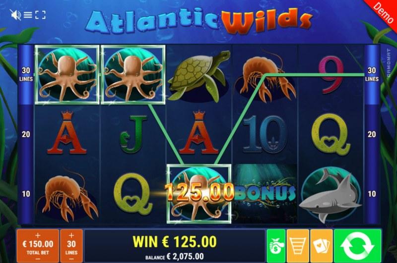 Atlantic Wilds :: Three of a kind