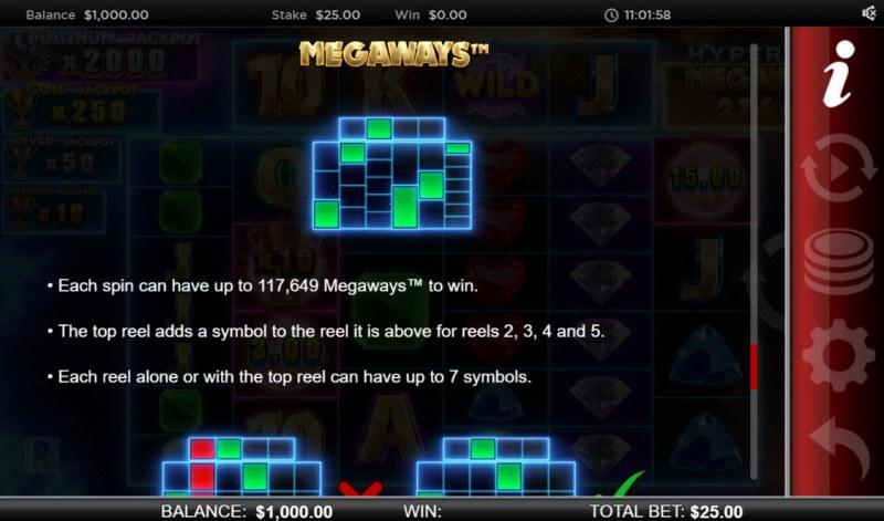 Atlantis Megaways :: Megaways