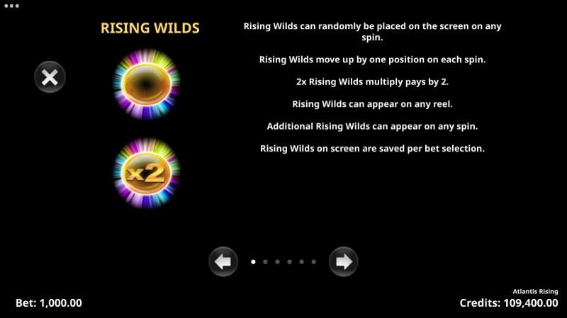 Atlantis Rising :: Rising Wilds