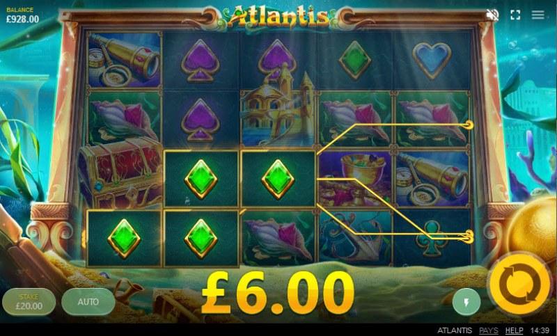 Atlantis :: Three of a kind