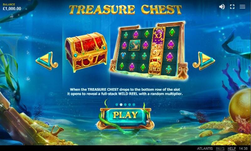 Atlantis :: Treasure Chest