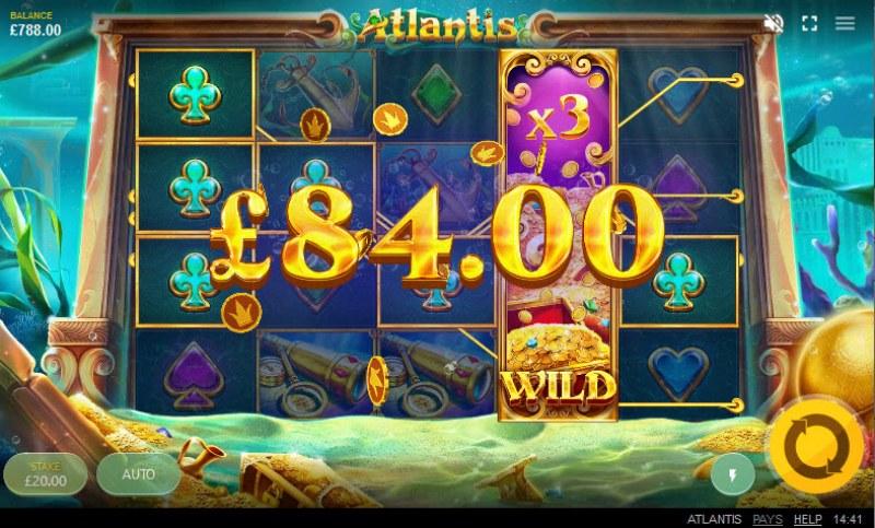 Atlantis :: Five of a kind