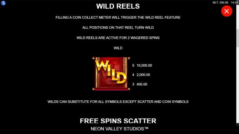 Augustus :: Wild Reels
