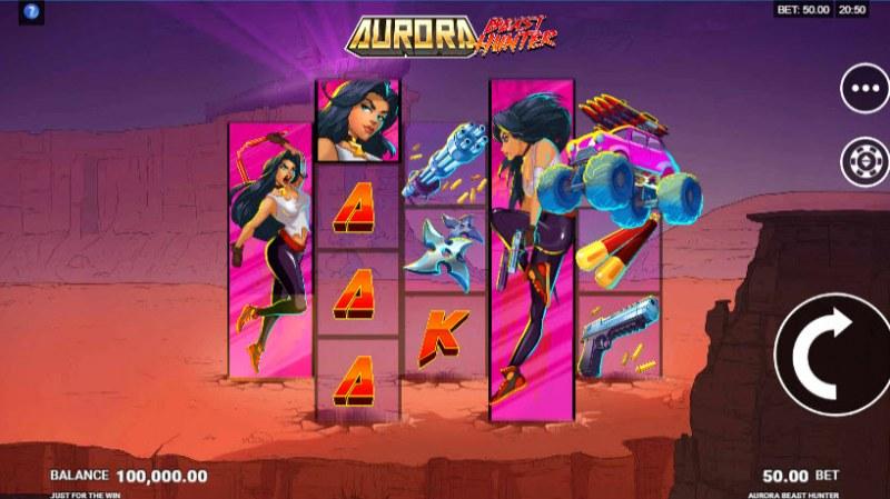 Aurora Beast Hunter :: Main Game Board