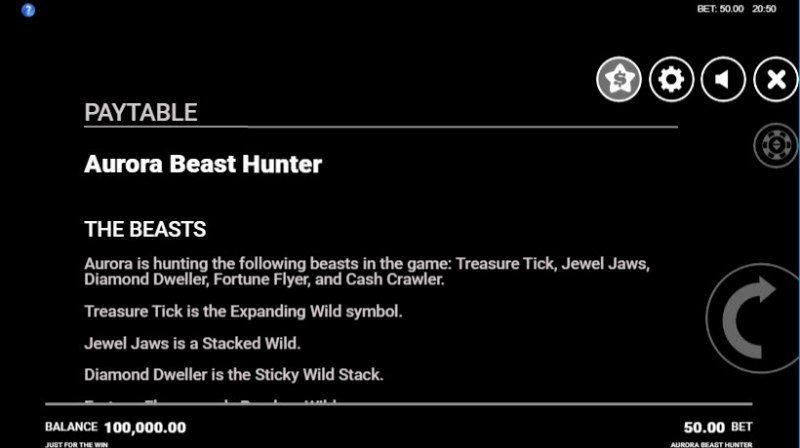 Aurora Beast Hunter :: General Game Rules