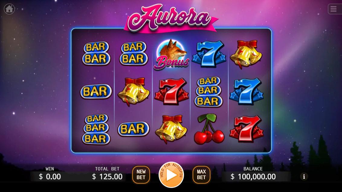 Aurora :: Main Game Board