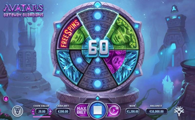 Avatars Gateway Guardians :: Big Win