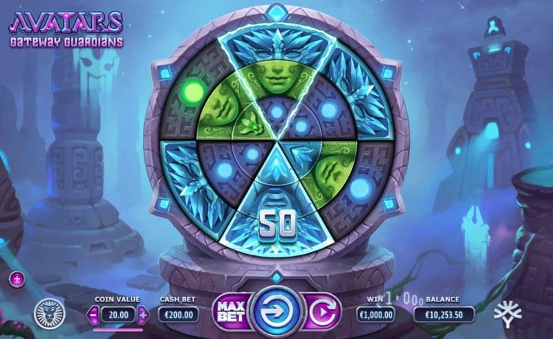 Avatars Gateway Guardians :: Winning face combination