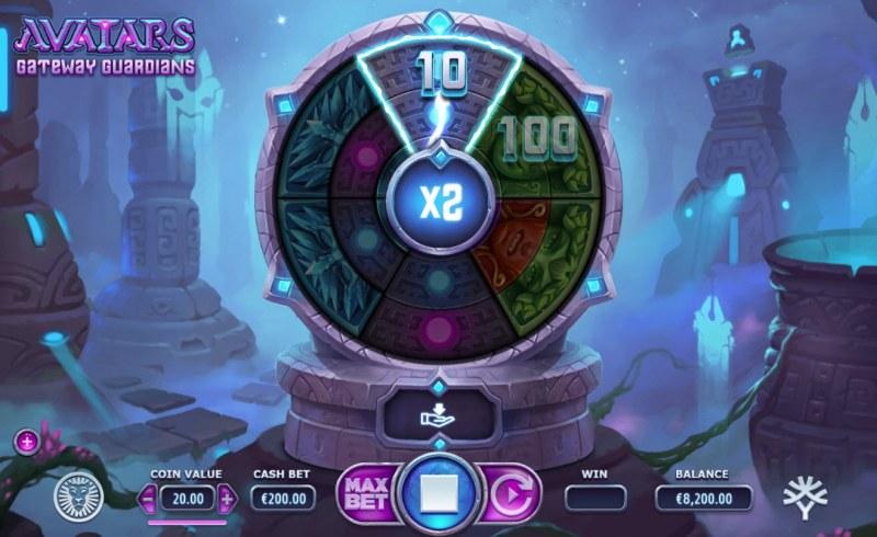 Avatars Gateway Guardians :: X2 multiplier awarded