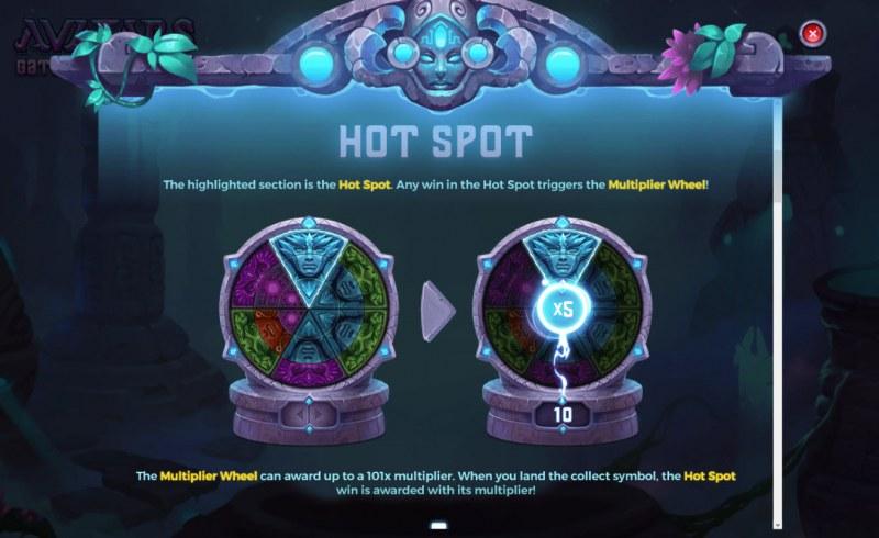 Avatars Gateway Guardians :: Hot Spot
