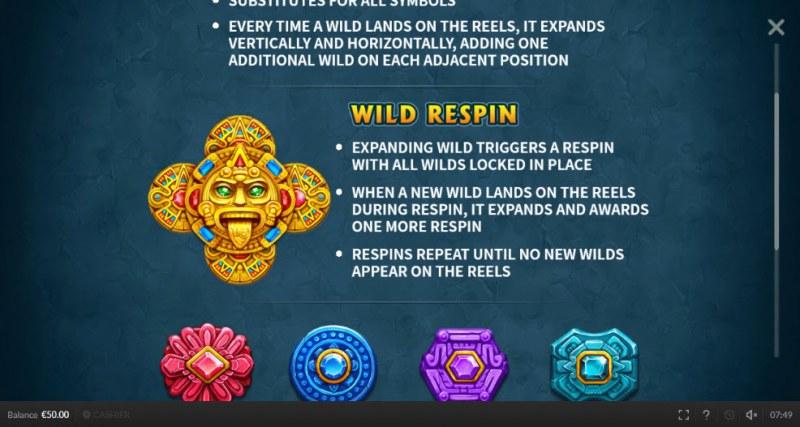 Aztec Respin :: Wild Respin