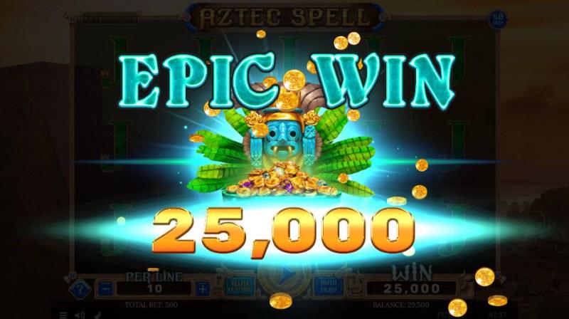 Aztec Spell :: Epic Win