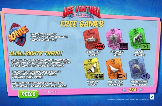 Ace Ventura Pc Game - 7th Level (English) Game Hack Password