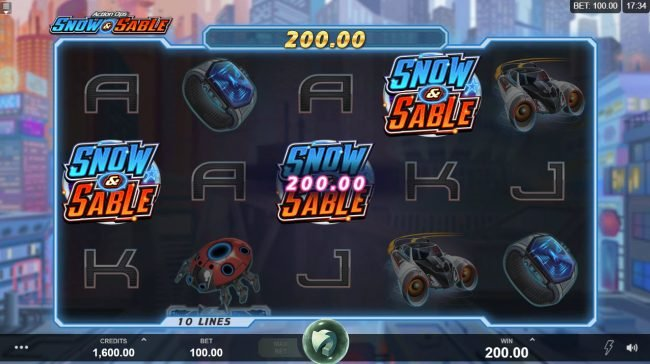 Play slots at Royal Vegas: Royal Vegas featuring the Video Slots Action Ops Snow & Sable with a maximum payout of $100,000