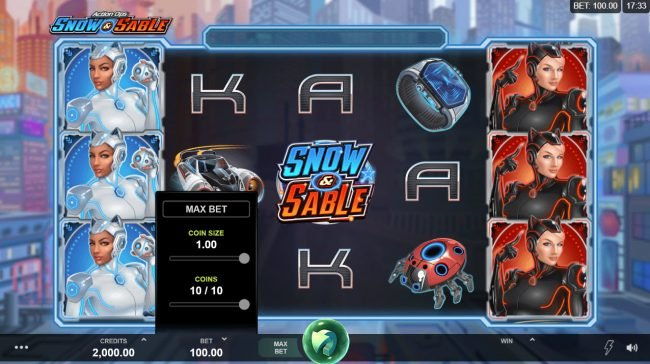 Captain Cooks featuring the Video Slots Action Ops Snow & Sable with a maximum payout of $100,000