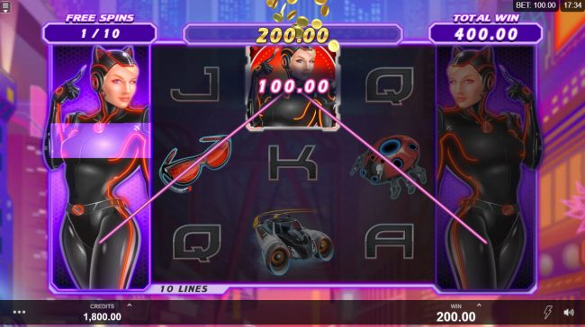 Lucky 247 featuring the Video Slots Action Ops Snow & Sable with a maximum payout of $100,000