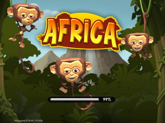 Africa :: Splash screen - game loading