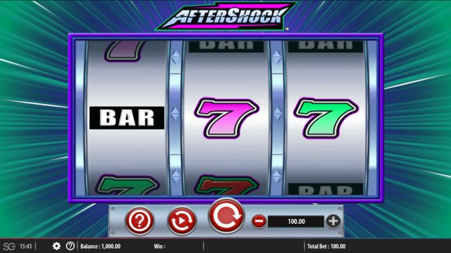 Aftershock :: Main Game Board