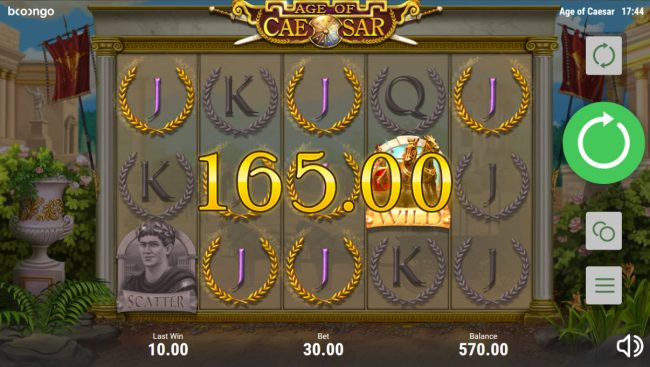 Age of Caesar :: Big Win