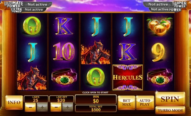 Play slots at Lota Play: Lota Play featuring the Video Slots Age of the Gods Prince of Olympus with a maximum payout of $80,000