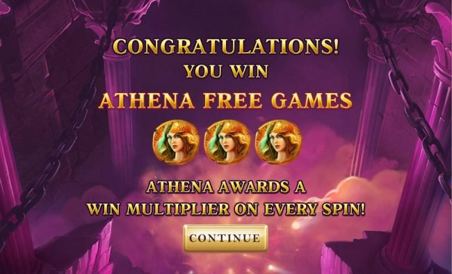 Athean Free Games with win multplier