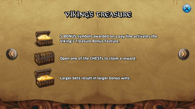Age of Vikings :: Bonus Game Rules