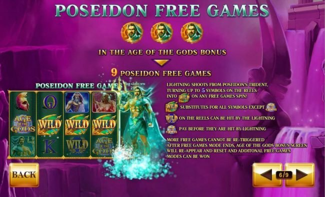 Poseidon Free Game Rules