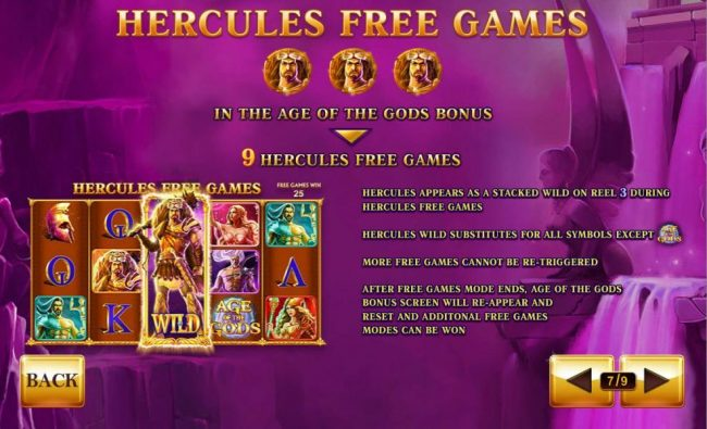 Hercules Free Game Rules