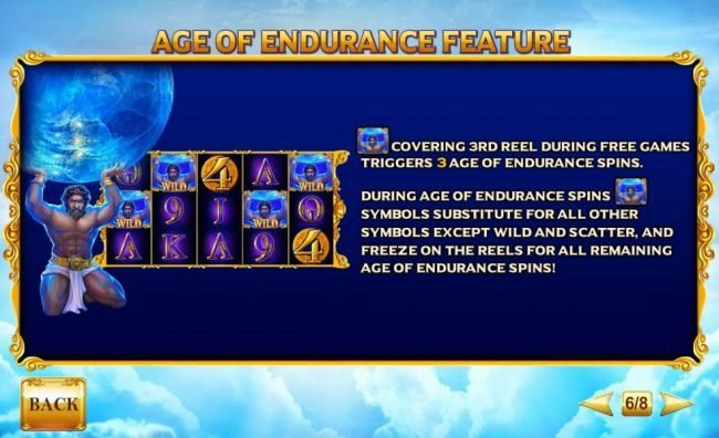 Age of Endurance feature Rules.