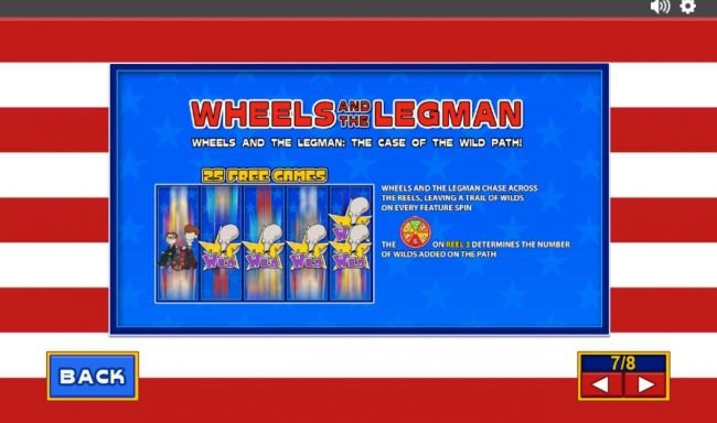 Wheels and the Legman Feature Rules