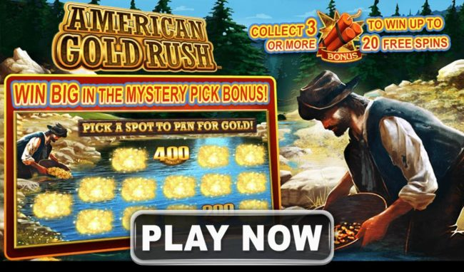American Gold Rush :: Introduction