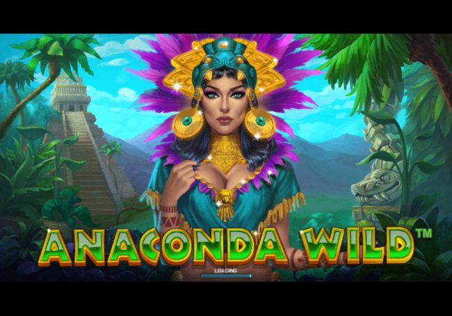Play slots at Casino Las Vegas: Casino Las Vegas featuring the Video Slots Anaconda Wild with a maximum payout of $50,000