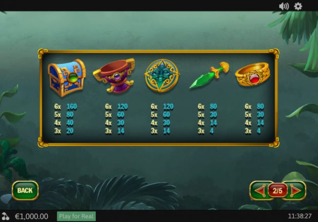 Crown Europe featuring the Video Slots Anaconda Wild with a maximum payout of $50,000