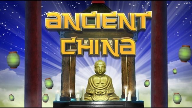 Grand Ivy featuring the Video Slots Ancient China with a maximum payout of $50,000