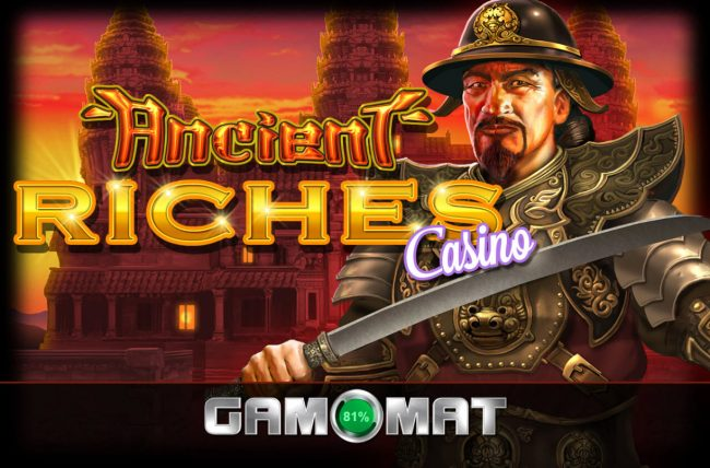 Ancient Riches Casino :: Introduction