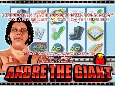 Andre the Giant :: install page