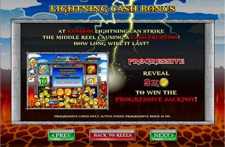 Slots Magic featuring the Video Slots Angel or Devil with a maximum payout of 4,000x