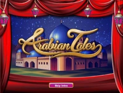 Play slots at Vanguard: Vanguard featuring the Video Slots Arabian Tales with a maximum payout of $187,500