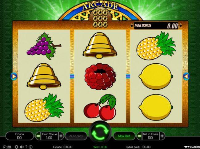 Arcade :: Main Game Board